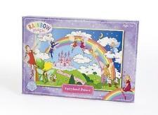 Rainbow Magic Glitter Puzzle Fairyland Palace 250pc - See Description