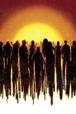 Amanecer de los muertos sin diálogo Vintage Poster de película cine película A4 A3 Art Print