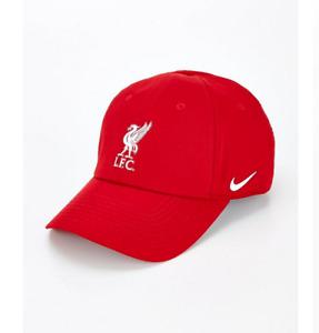 Liverpool LFC Nike Klopp Cap Hat - Red - OFFICIAL ~ Brand New (JM03)
