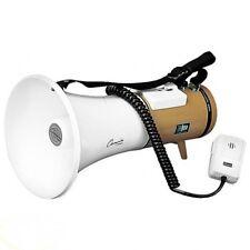 "Champion Sports 1000 Yard Range Megaphone Mp16W Megaphone 9.5"" x 9.38"" x 14 New"