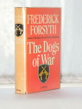 Frederick Forsyth - The Dogs Of War American 1st Edition 1974