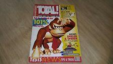Total ! 100% Nintendo 4/95 Das unabhängige Magazin NES / GAME BOY / SNES