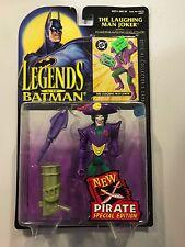 Dc Legends of Batman Laughing Man Joker Pirate action figure 1995 New Kenner