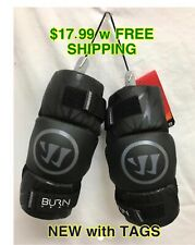 New listing Warrior Burn Next Elbow Pads, Youth SMALL -Black