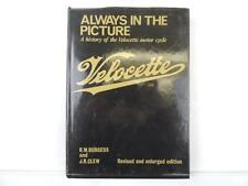 Velocette Always In The Picture Book Motorcycle USS Two Stroke OHC KTS KSS L6201