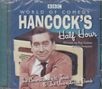 Hancock's Half Hour Americans Hit Town Unexploded Bomb CD Audio Comedy NEW*