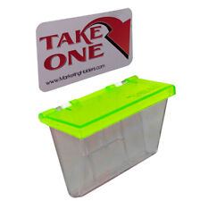 Outdoor Vehicle Business Card Holders for Cargo Vans