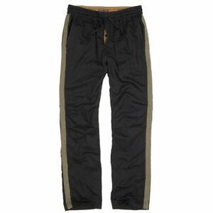 Surplus Pantalons Athlétique Extérieur Sport Etoiles Sweatpants Jogging Noir