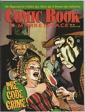 Comic Book MarketPlace #65 ( Pre-Code Crime  issue )  NM