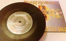"Iron Maiden - The Clairvoyant - 7"" - Reissue - 2564624840 - Mint vinyl single"