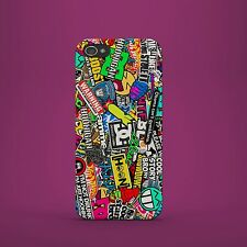 STICKER BOMB/DRIFTING/CARS PHONE CASE COVER/FITS IPHONE AND SAMSUNG MODELS