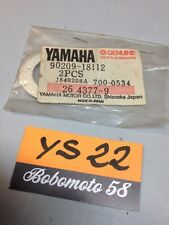 Yamaha 90209-18112 RD TA YZ RX DT .. rondelle tête bielle washer connecting rod