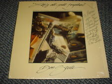 DON STEELE - LET'S ALL PULL TEGETHER - OOP 1983 PRIVATE PRESSING