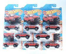 Hot Wheels 2020 Ram 1500 Rebel Lot of 8 N Case HW Hot Trucks New Model