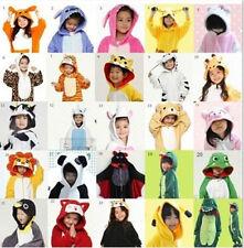 Kigurumi Pajamas Animal Cosplay Costume Sleepwear Kids Suit Boys Girls