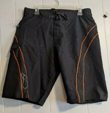 Micheal Waltrip #7 Board Shorts Nascar Black Size XL