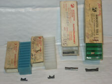 New Manchester Tooling LOT DOGBONE assortment & misc.CARBIDE INSERTS -