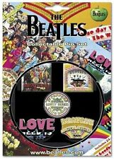 THE BEATLES - COFFRET 5 PIN'S COLLECTOR - NEUF NEW NEU