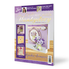 Crafting With Hunkydory 40 ~ Project Magazine ~ Ultimate Guide to Cardmaking