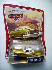 CARS - TEX DINOCO - The world of cars - DISNEY PIXAR - MATTEL neuve /boite