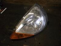 Ford KA mk1 96-08 Passengers left Headlight Headlamp front light 5 pins inc VAT