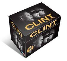 CLINT EASTWOOD 35 FILMS 35 YEARS  BOXSET 35 DISCS  REGION 2