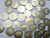 MONETE DA COLLEZIONE - 2 EURO - 1 EURO - 0,50 CENT - DIVERSI LOTTI