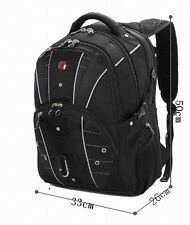 "wenger Swiss Gear17"" Men Travel Bags Macbook laptop hike backpack 7110 UK SELLER"