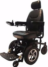 """Trident Front Wheel Drive Power Chair with 18"""" Capt Seat 2850-18 Drive Medical"""