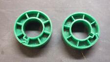 "2 Kodak 2"" 16mm film cores for 200 & 400' film magazines. Aaton / CP-16 / etc"