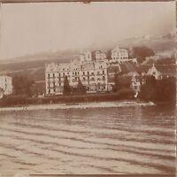 Viaggio IN Europa Ville A Identificare Foto Amateur Vintage Citrato Ca 1900 #21
