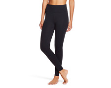 Assets® by Spanx® Women's Ponte Shaping Leggings - Black, Medium