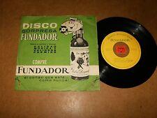 VARIOUS ARTISTS - EP SPAIN FUNDADOR 10047  / LISTEN - TEEN POPCORN