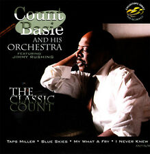Count Basie And His Orchestra - Classic Count CD 1997 KRB [KRB5164-2] * MINT *