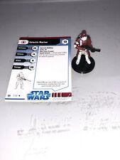 Miniaturas de Star Wars Clone Wars Galactic Marine #12