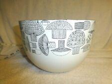 Vintage Finel Enamel Mushroom bowl- Kaj Franck