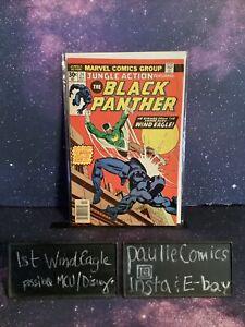 Jungle Action #24 Black Panther 1st Wind Eagle Marvel Comics Disney MCU Possible