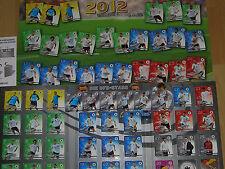 REWE DFB ALBUM EM 2012 kompl. incl. 32 + 6x3D SAMMELKARTEN STICKER - unbesp. OVP