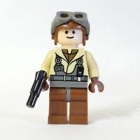 Lego® Star Wars™ Figur Naboo Fighter Pilot sw160 aus 7660 mit Waffe