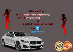 2021 ISTA+ D FULL SDP ISTA P BMW Diagnostic rheingold Coding K dcan ENET ICOM