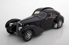 1938 Bugatti T57 SC Atlantic RHD Black by BoS Models LE of 504 1/18 New!
