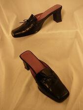 Bandolino Black Slip on Size 6 1/2