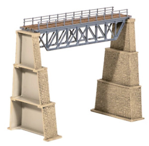 Ratio 240 N Gauge Steel Truss Bridge Kit