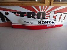 Honda CBR600F L-H Side Cowl/1989/CBR600F Carénage Panneau