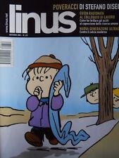 LINUS - Rivista fumetti n°11 2008 [G267]