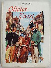 Olivier Twist Ch DICKENS ill BARBATO éd O.D.E.J. 1962