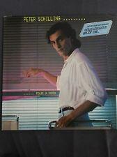 Vinyl LP, Peter Schilling -Fehler Im System, 1982 Germany NDW, Völlig losgelöst