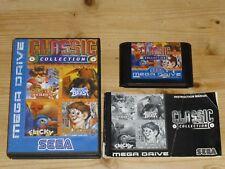 Classic Collection (Inc. Gunstar Heroes, alteración Bestia, Flicky) SEGA Mega Drive