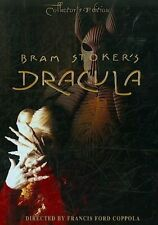 Dracula DVD Bram Stoker's 1992 Gary Oldman 2 Disc Collectors Edition