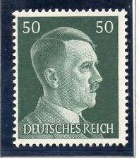 Germania 1941-42 Early HITLER EDIZIONE BELLE Nuovo di zecca Hinged 50pf. 172419